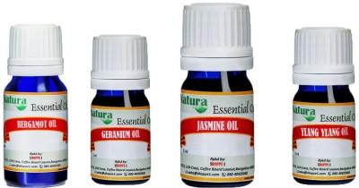 Natura Sensation Massage Essential Oil Combo