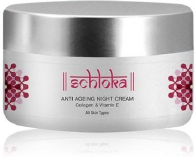 Modicare Schloka Anti Ageing Night Cream with Collagen & Vitamin E