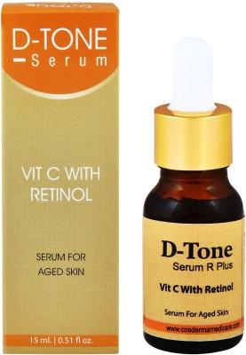 Cosderma Retinol Vitamin C Serum Best Anti ageing Serum