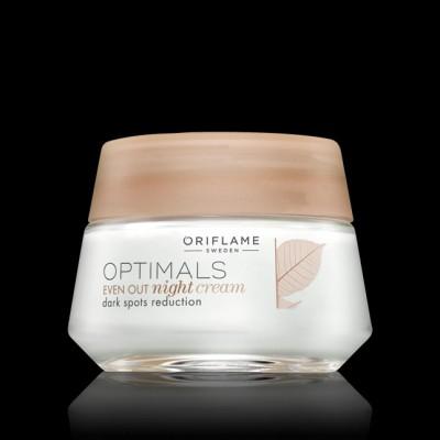 Optimals Even Out Night Cream Dark Spot Reduction