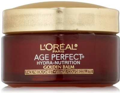 L,Oreal Paris Age Perfect Hydra - Nutrition Golden Balm Face - Neck And Chest