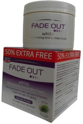 Fade Out Rejuvenating Anti Wrinkle Cream