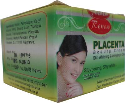 Renew Placenta Beauty Cream For Skin Whitening & Anti-Aging