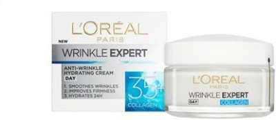 L,Oreal Paris wrinkle expert 35+ hydrating cream
