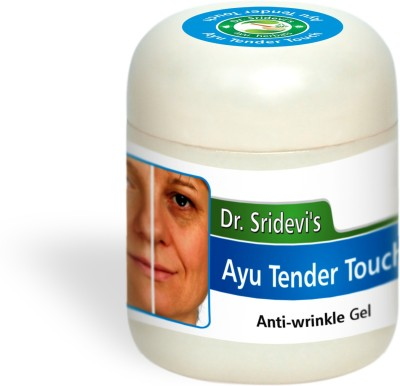 Dr.Sridevi's Ayu Tender Touch-Anti-Wrinkle Gel