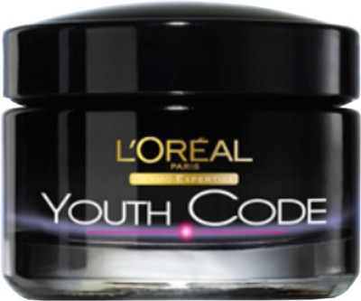 L ,Oreal Paris Youth Code Night Recovery Cream