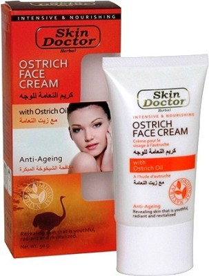 Skin Doctor Ostrich Herbal Face Cream With Anti-Ageing