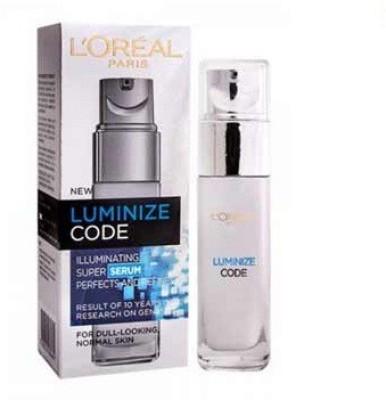 L,Oreal Paris luminize code illuminating super serum(30 ml)