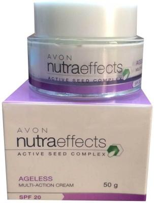 Avon Nutra Effects Ageless Multi-Action Cream SPF 20