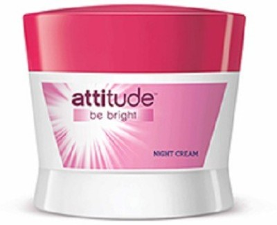 Amway Attitude Be Bright Night Cream