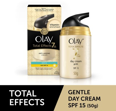 Olay Total Effects 7 in 1 Anti Ageing Day Cream - Gentle SPF 15(50 g)