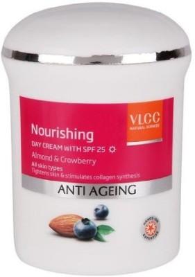 VLCC Anti Aging Day Cream SPF-25,(50 g)