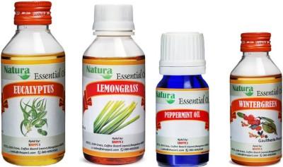 Natura Ortho Sports Massage Essential Oil Combo