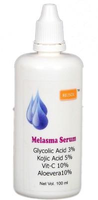 Rejsol Melasma Serum 100 ml Glycolic Acid 3% Kojic Acid 10 Vitamin C Aloevera