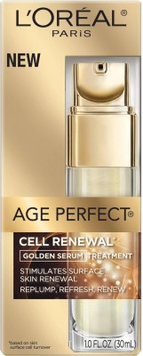 L,Oreal Paris Age Perfect Cell Renew Golden Serum Advanced Restoring