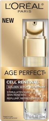 L,Oreal Paris Age Perfect Cell Renew Golden Serum Advanced Restoring