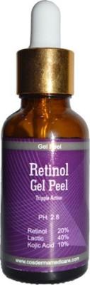 Cosderma Retinol Peel Kojic Lactic Acid Combo