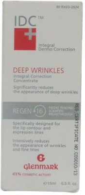 Glenmark IDC Deep Wrinkles Correction Concentrate