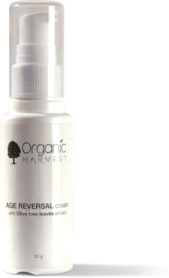 Organic Harvest Age Reversal Cream (with Olive tree leaves extract)