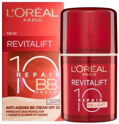 L,Oreal Paris Revitalift 10 Total Repair BB Crème SPF20