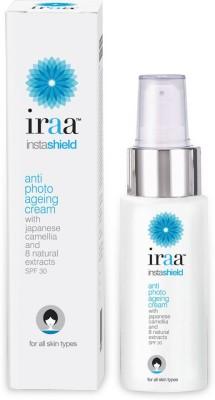 Iraa InstaShield Anti-Photoageing Cream