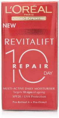 L ,Oreal Paris Revitalift 10 Repair SPF20