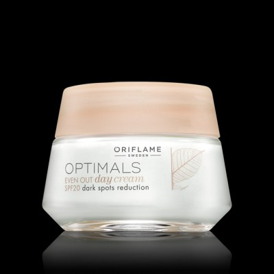 Optimals Even Out Day Cream Spf20 Dark Spot Reduction