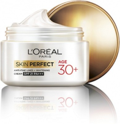 L,Oreal Paris Skin perfect 30+ cream pack of 2