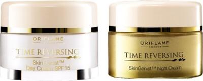 Oriflame Sweden Time Reversing SkinGenist Day & Night Cream