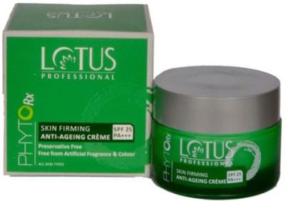 Lotus Phytorx Skin Firming Anti Ageing Creme