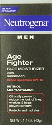 Neutrogena Men Age Fighter Face Moisturizer with Sunscreen(120 ml)