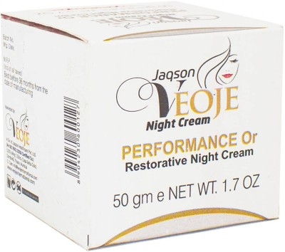 Veoje Anti Ageing Night Cream