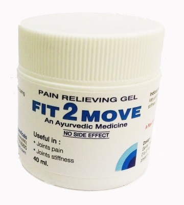 FIT-2-MOVE Pain Relieving Gel