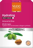 VLCC Anti Ageing Night Cream 50Gram (50 ...