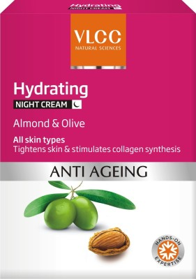 VLCC Anti Ageing Night Cream 50Gram