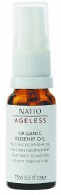 Natio Ageless Organic Rosehip Oil