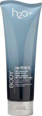 H2O Plus Sea Results Anti-aging Body Micro-polish