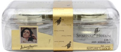 Shahnaz Husain Natures Gold Skin Radiance 2-in-1 Anti-ageing Gel