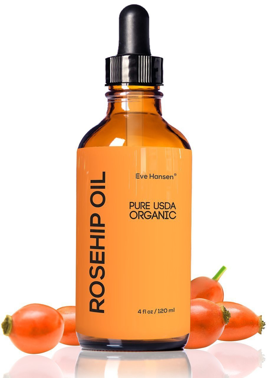Eve Hansen Organic Rosehip Oil(120 ml)