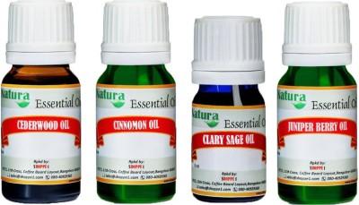 Natura Skin Care Massage Essential Oil Combo