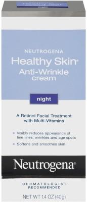 Neutrogena Healthy Skin Anti - Wrinkle Night Cream(40 g)