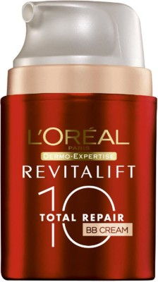 L ,Oreal Paris Revitalift 10 Repair BB cream