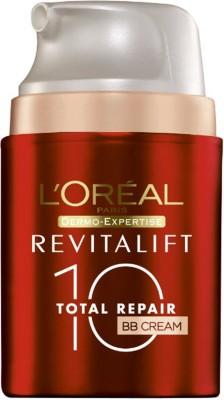 L ,Oreal Paris Revitalift 10 Repair BB cream(50 ml)