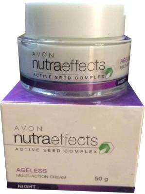 Avon Nutra Effects Ageless Multi-Action Cream Night