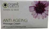 Organic Harvest Anti Ageing Massage Crea...