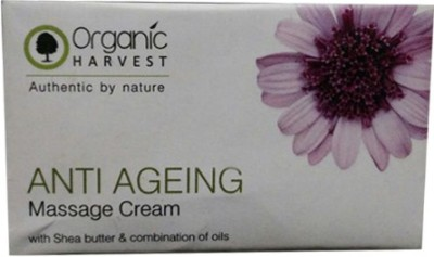 Organic Harvest Anti Ageing Massage Cream