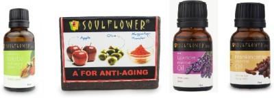 Soulflower Anti Aging Skin Set Of 4