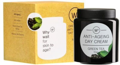W2 Green Tea Anti-Ageing Day Cream
