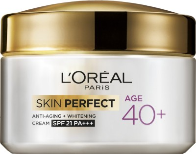 L ,Oreal Paris Skin Perfect Anti-aging and Whitening Cream SPF 21 PA+++
