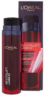 L,Oreal Paris Revitalift Laser*3 Anti-Wrinkle + Anti-Spot Total Care Spf 27+++